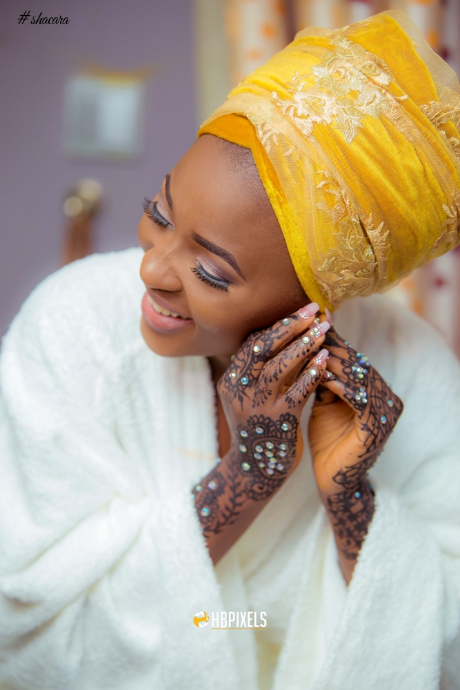 Aminat & Idris' Beautiful Traditional Wedding |Photography by Happy Benson Pixels