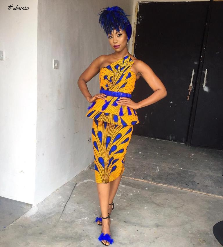 ANKARA AT IT'S FINEST: CHECK OUT THESE ANKARA STYLES!