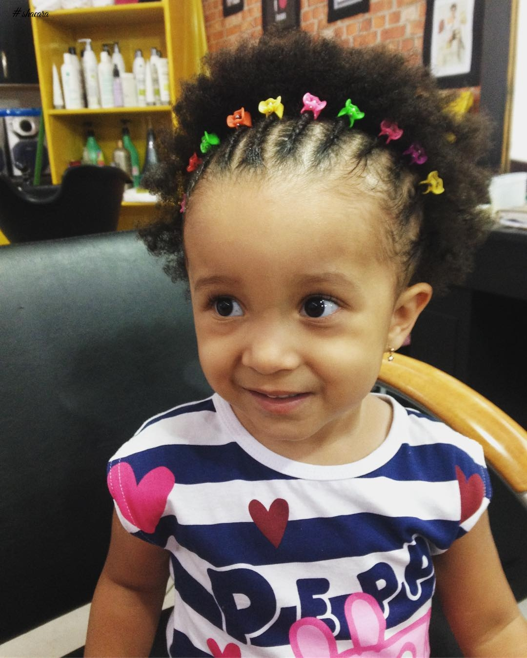 6 KIDDIES' HAIRSTYLES FOR A MAGICAL LOOK
