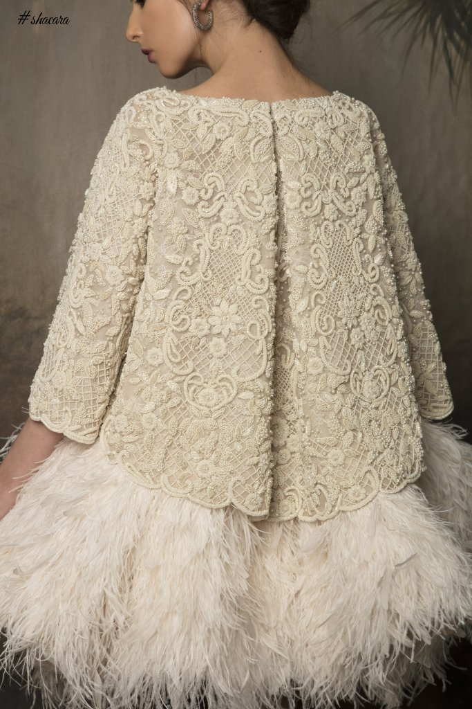 VIEW THIS AMAZING BRIDAL COLLECTION BY LEBANESE DESIGNER KRIKOR JABOTIAN