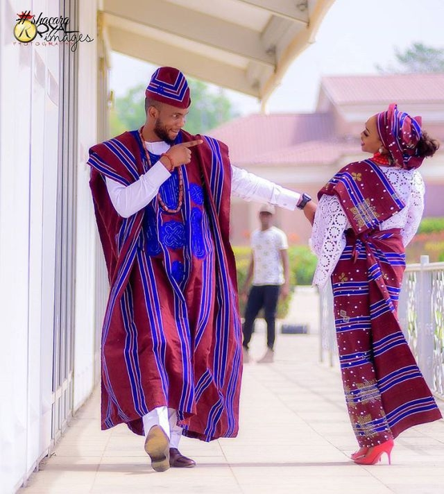 TRADITIONAL WEDDING ATTIRE THAT WILL WOW YOU
