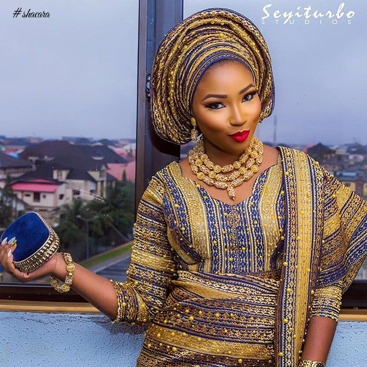 LATEST BRIDAL ASO OKE