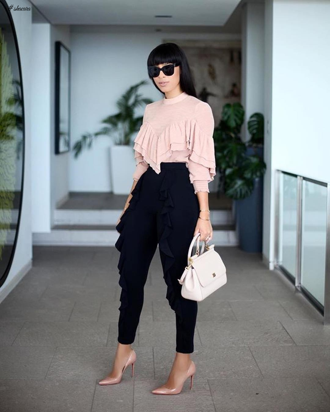 SEE THE CORPORATE ATTIRES THAT FASHIONISTAS ARE ROCKING THIS TIME!