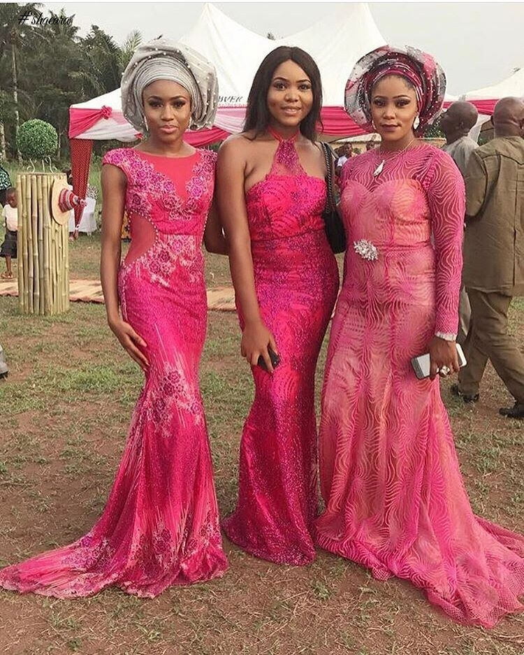 LIT ASO EBI STYLES GUARANTEED TO TURN HEADS THIS WEEKEND