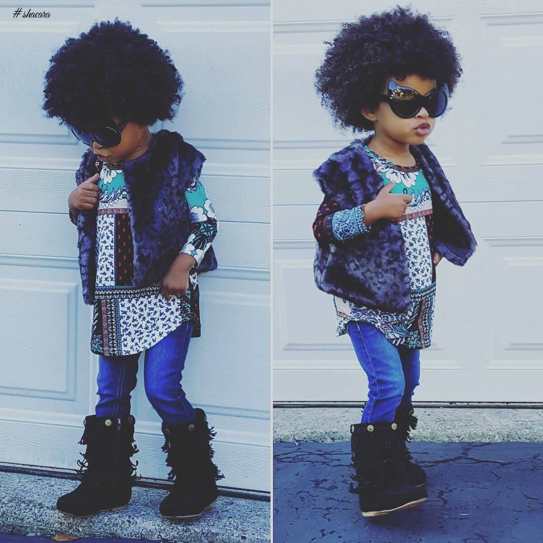CUTE KIDDIES' OUTFITS YOU SHOULD SEE