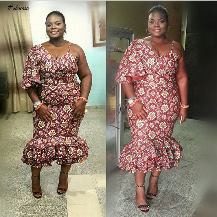 FABULOUS PLUS SIZE WEDDING GUEST STYLES TO SLAY
