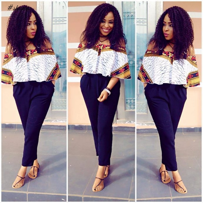 CHECK OUT THESE ANKARA STYLES IF YOU ARE A STUDENT