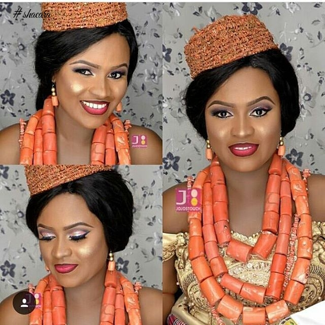 IGBO BRIDAL ORNAMENTS