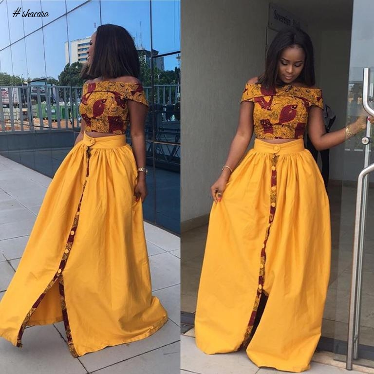 BEAUTIFUL AND SIMPLE ANKARA STYLES WE HAVE SELECTED FOR YOU