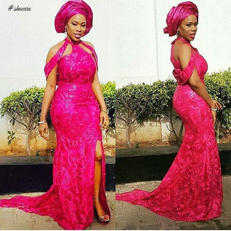 LATEST ASO EBI STYLES FROM THE WEEKEND