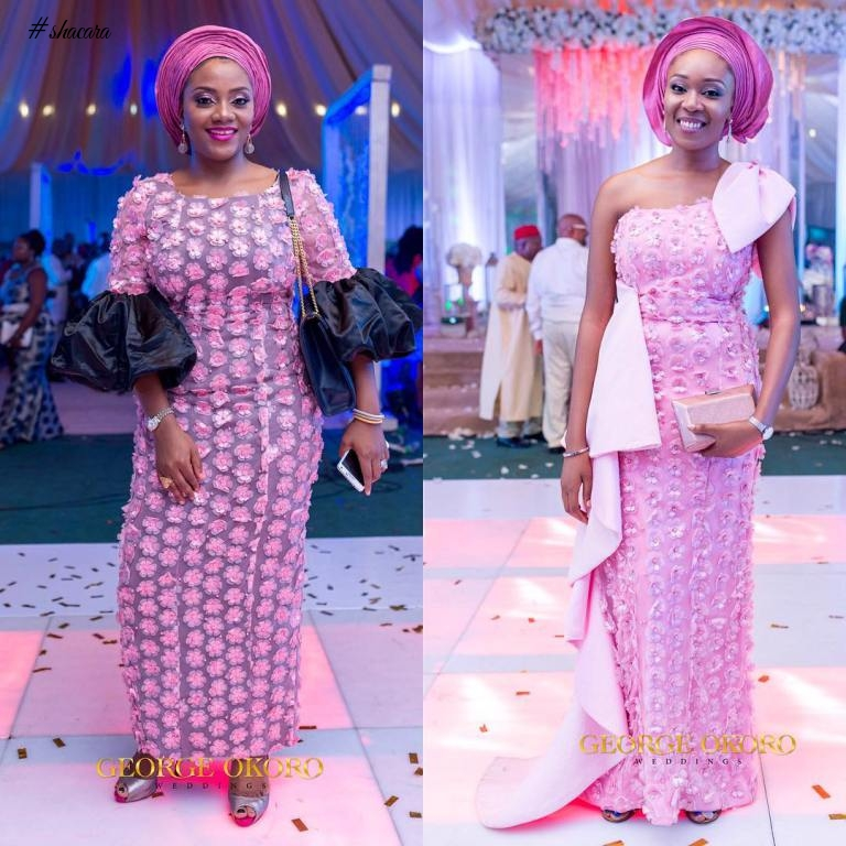WEDDING GLAM FROM GEORGE OKORO WEDDINGS