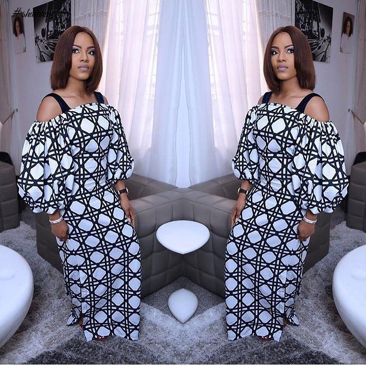 CASUAL ANKARA STYLES TO ROCK THIS WEEKEND