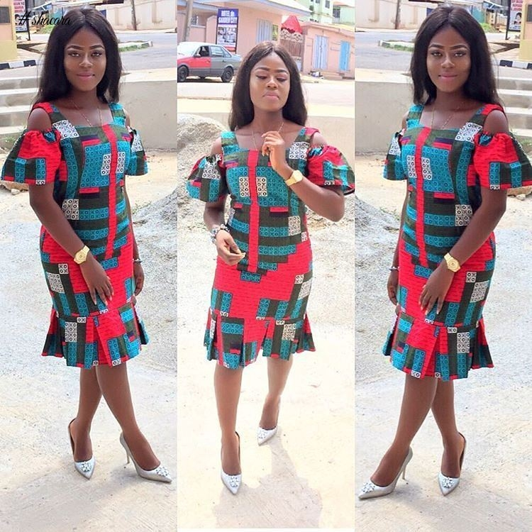 BEST ANKARA STYLES TO WEAR RIGHT NOW