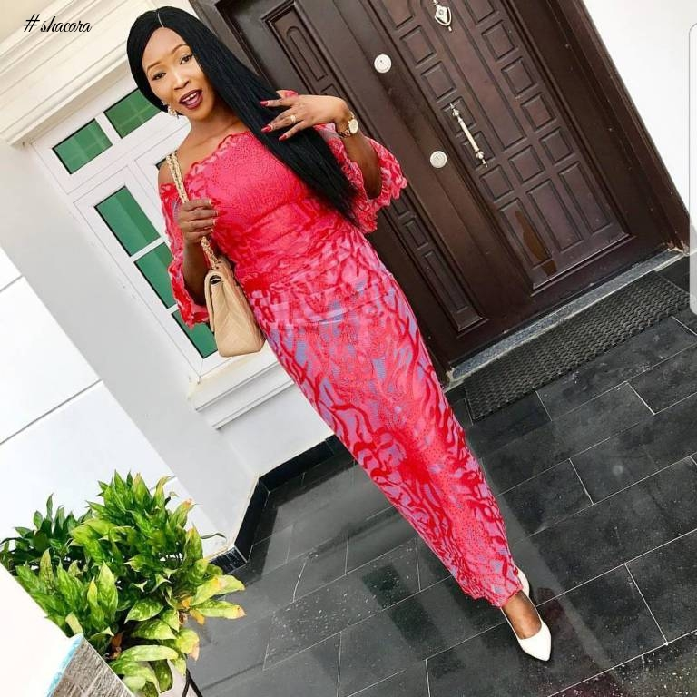 THE HOTTEST AND MOST BEAUTIFUL ASOEBI STYLES