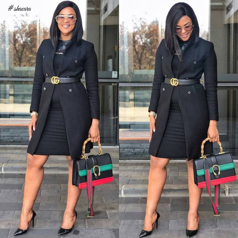 CHECK OUT THESE MID WEEK BUSINESS CASUAL ATTIRES FOR THE SLAY QUEENS