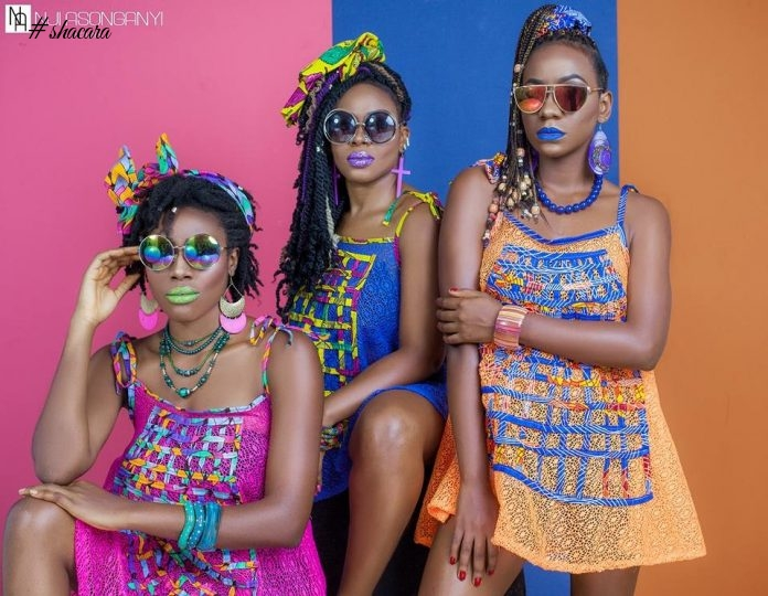 See The Vibrant Collection By Cameroon Designer Anyi Asonganyi; This Collection Could Trademark 2017 Summer
