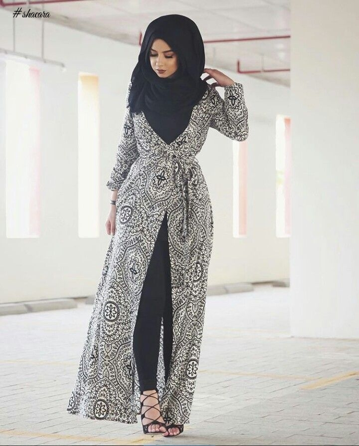 MUSLIMAH STYLES FOR FRIDAY JUMAT