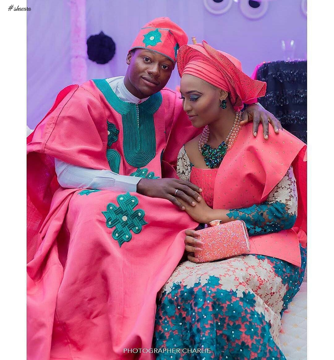 YORUBA TRADITIONAL WEDDING INSPIRATION