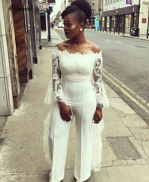 Looking To Be That Cly Wedding Guest Then These All White Looks Are Your Perfect Inspirations