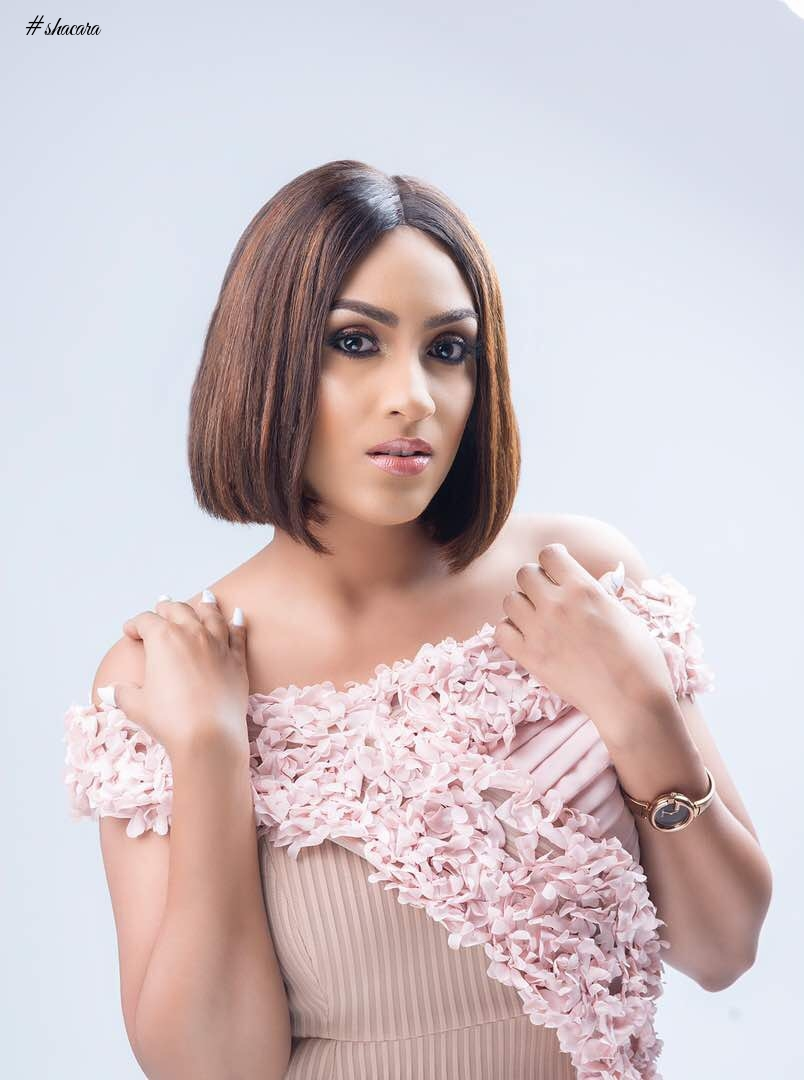 Actress Juliet Ibrahim Sizzles In New Photos