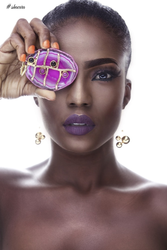 Check Out These Amazing Campaign Images By Nigeria's FF Fine Jewelry
