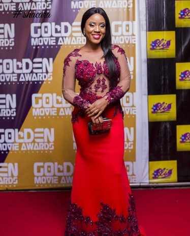 The Best Of The Red Carpet Fabulousity Shed At The Golden Movie Awards 2017