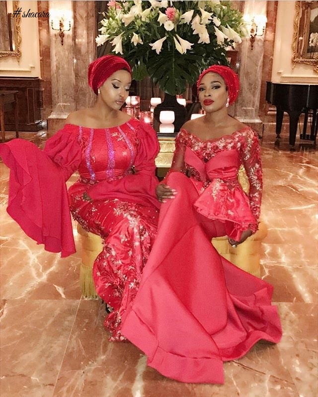 ASOEBI WITH A DEGREE: CHECK OUT THESE BEAUTIFUL STYLES
