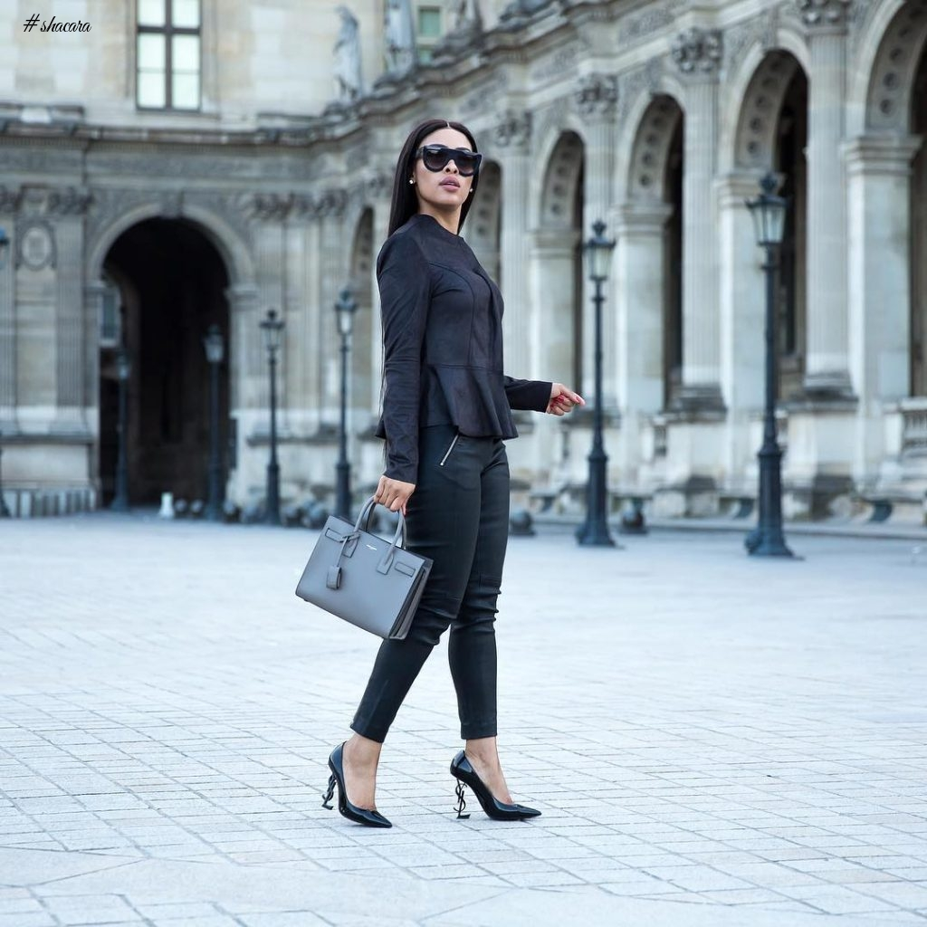 CORPORATE WOMEN'S WEAR: TRENDY