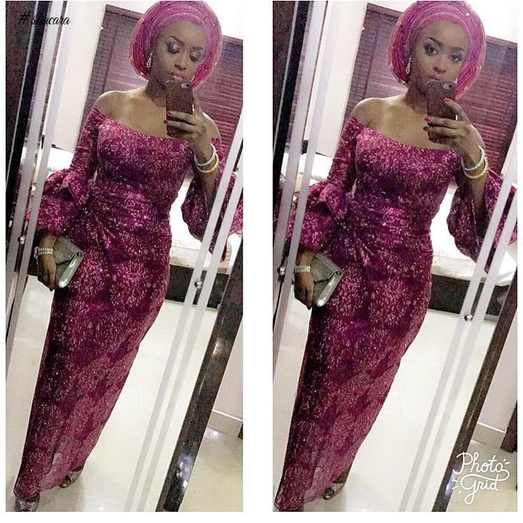 LATEST AND TRENDING ASOEBI STYLES FOR YOU