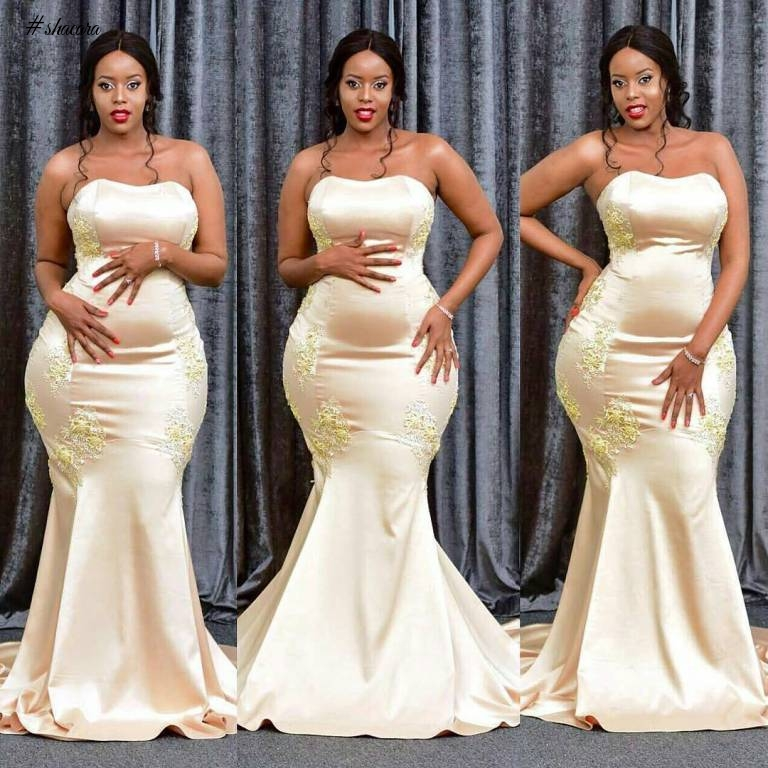 MOUTH WATERING BRIDAL OUTFITS THAT WOWED US OVER THE WEEKEND