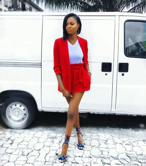Nigerian Style Blogger Olar's Blazer Style Is All The Inspiration You Need To Slay It Like
