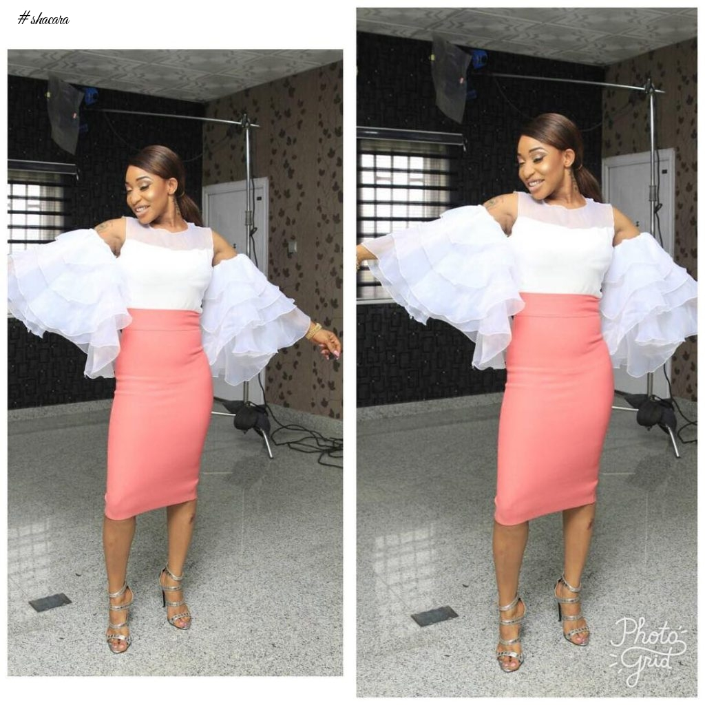 CELEBRITY STYLE CRUSH: TONTO CHARITY DIKEH