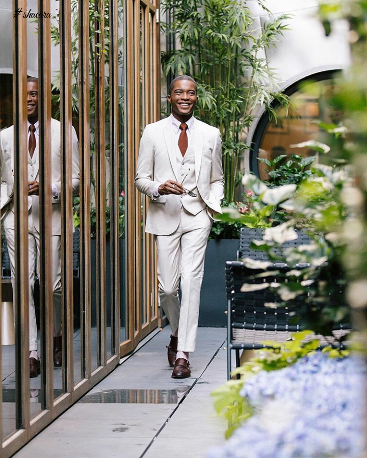 Sleek Men's Style Inspirations Served By Style Blogger, Igee Okafor