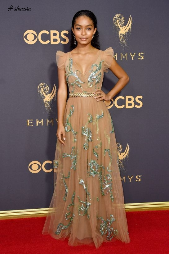 Check Out Some Of The Best Red Carpet Looks From The Emmy's