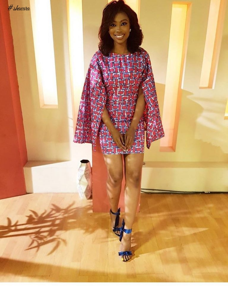 SHAKE UP YOUR WEEKEND IN SIMPLE AND STUNNING ANKARA STYLES