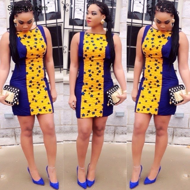 Best of nigeria fashion Ankara