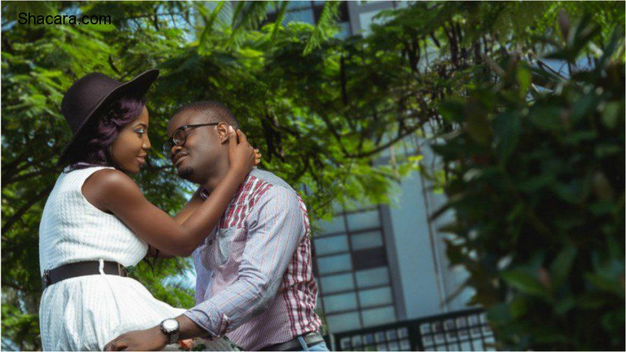 Oushola and Oriyomi pre-wedding shoots