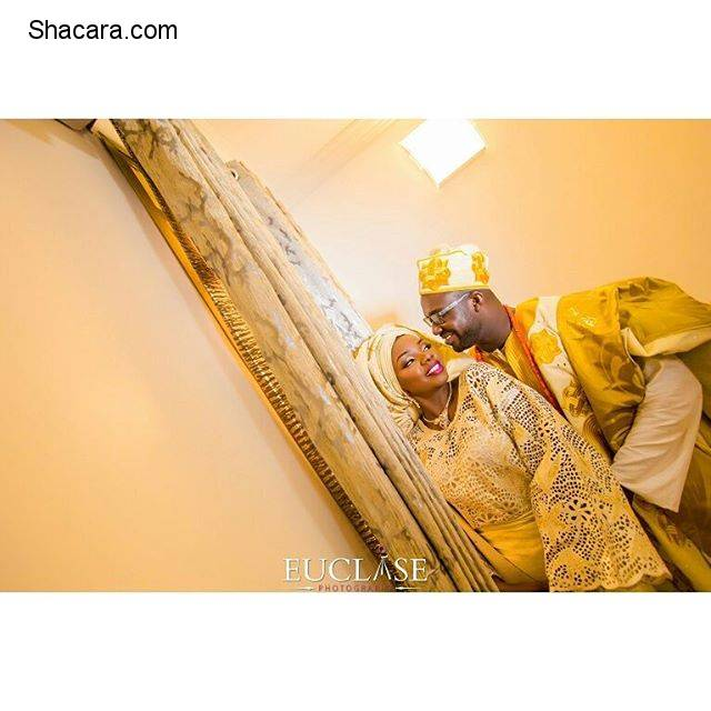 MADIVAS WEDDING PRESENTS: ASHABI AND ABIODUN WEDDING SHOOTS