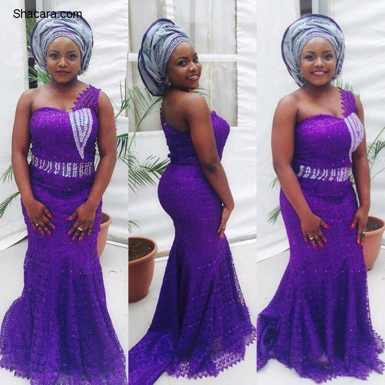 More Aso ebi Styles From Ashob.com Featuring Ankara and Lace