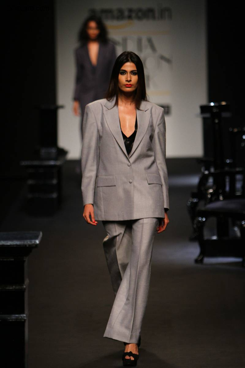 Prashant Verma at Amazon India Fashion Week Spring/Summer 2016