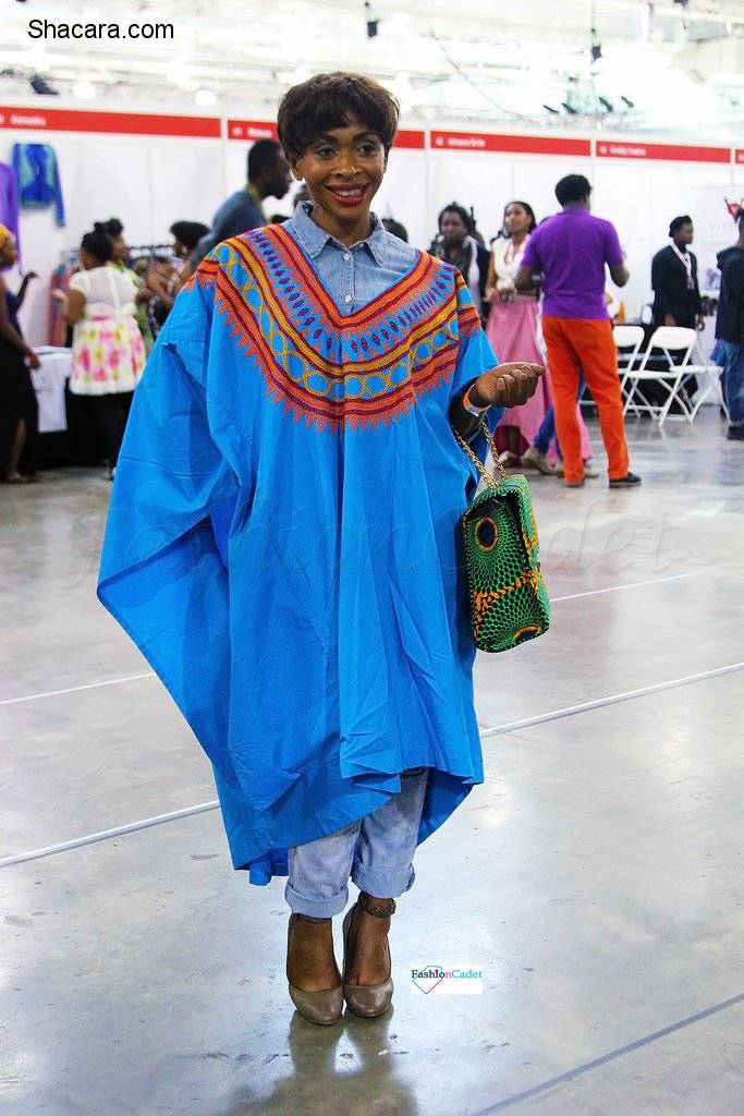 THE NEW WAY TO ROCK THE AGBADA