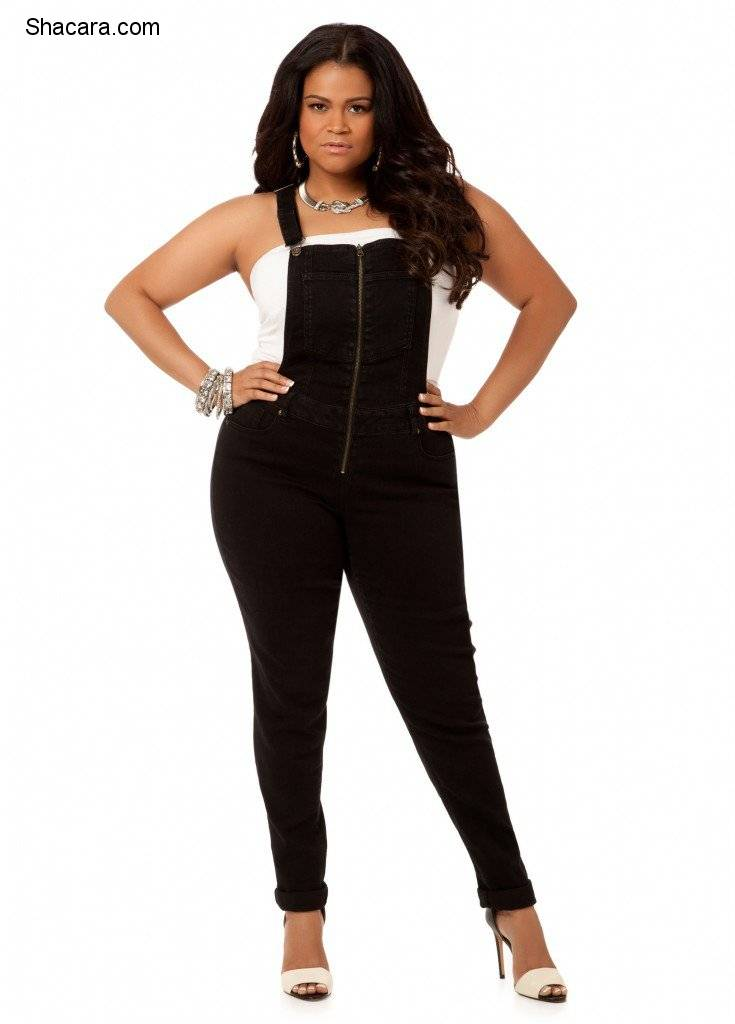 STRICTLY FOR THE PLUS SIZE DIVAS