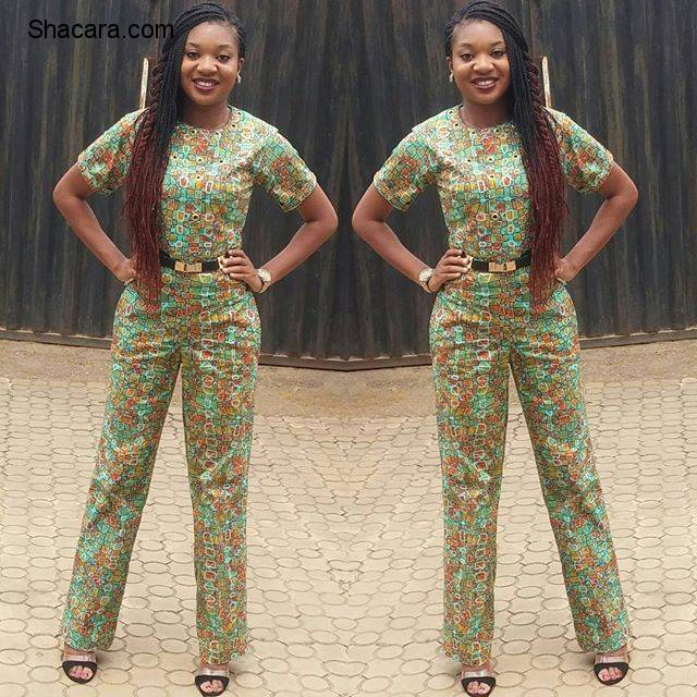YOU JUST CANT AFFORD NOT TO SEE THIS LATEST ANKARA STYLES