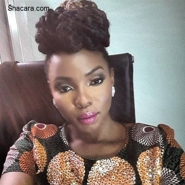 YEMI ALADE'S 10 BEST HAIRSTYLE MOMENTS