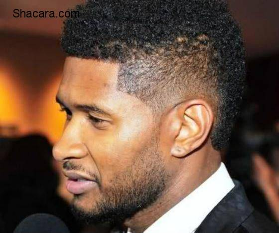 RENDING AND STYLISH FADE HAIRCUT FOR MEN