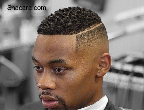 65 Stylish Fade Haircuts For Black Men part 2