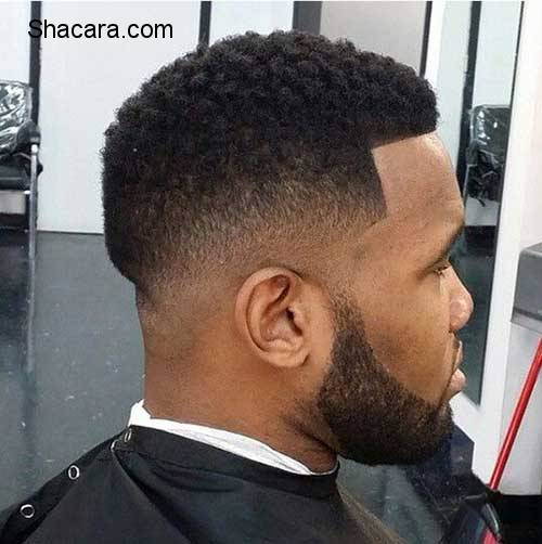 10 Black Male Fade Haircuts