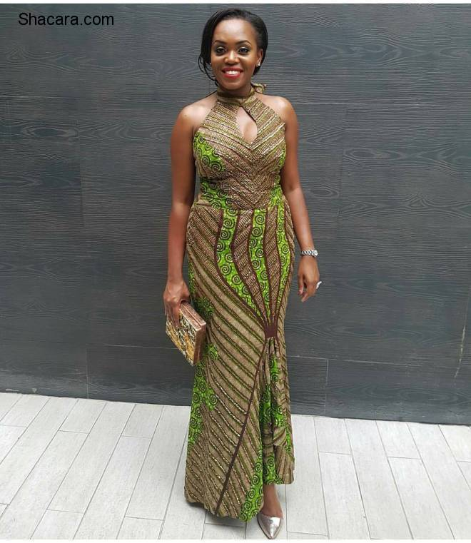 FASHIONABLE ANKARA STYLES ROCKED THIS WEEKEND