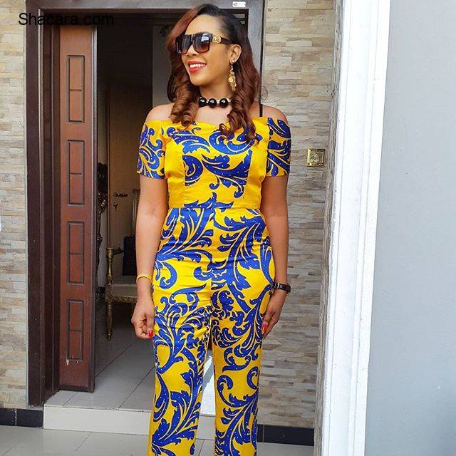 MAKE YOUR STYLE GAME TIGHT WITH THESE FABULOUS ANKARA PRINT