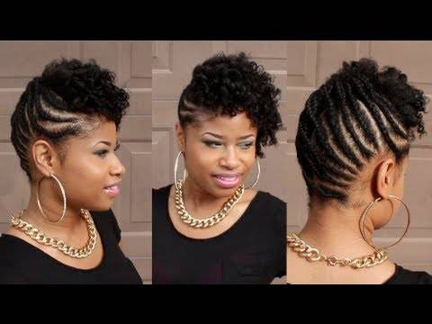 Beautiful Natural Hair Styles